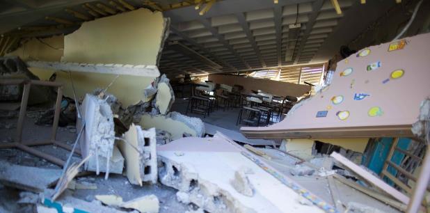 Colegio de Ingenieros: 500 escuelas podrían colapsar en un terremoto